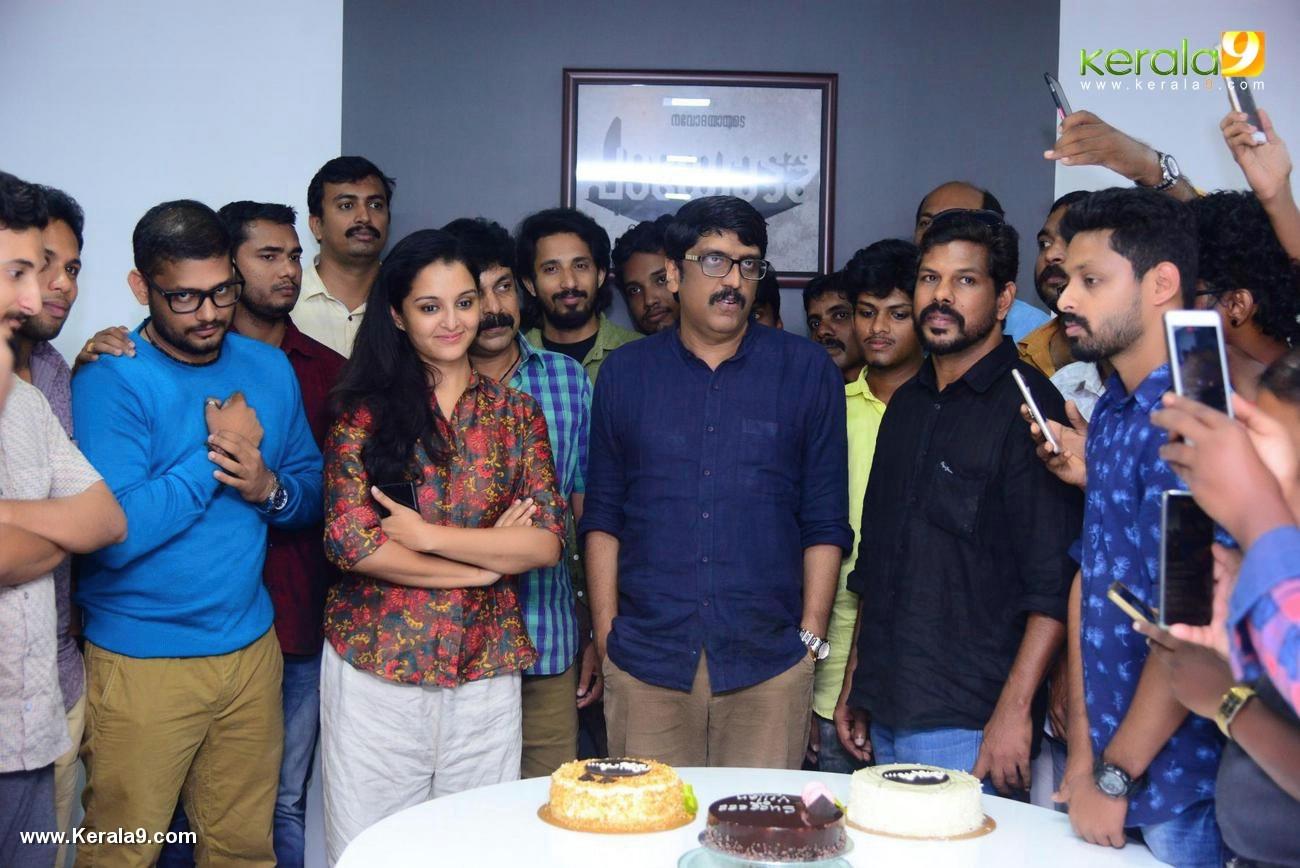 villain malayalam movie success meet photos 121 029