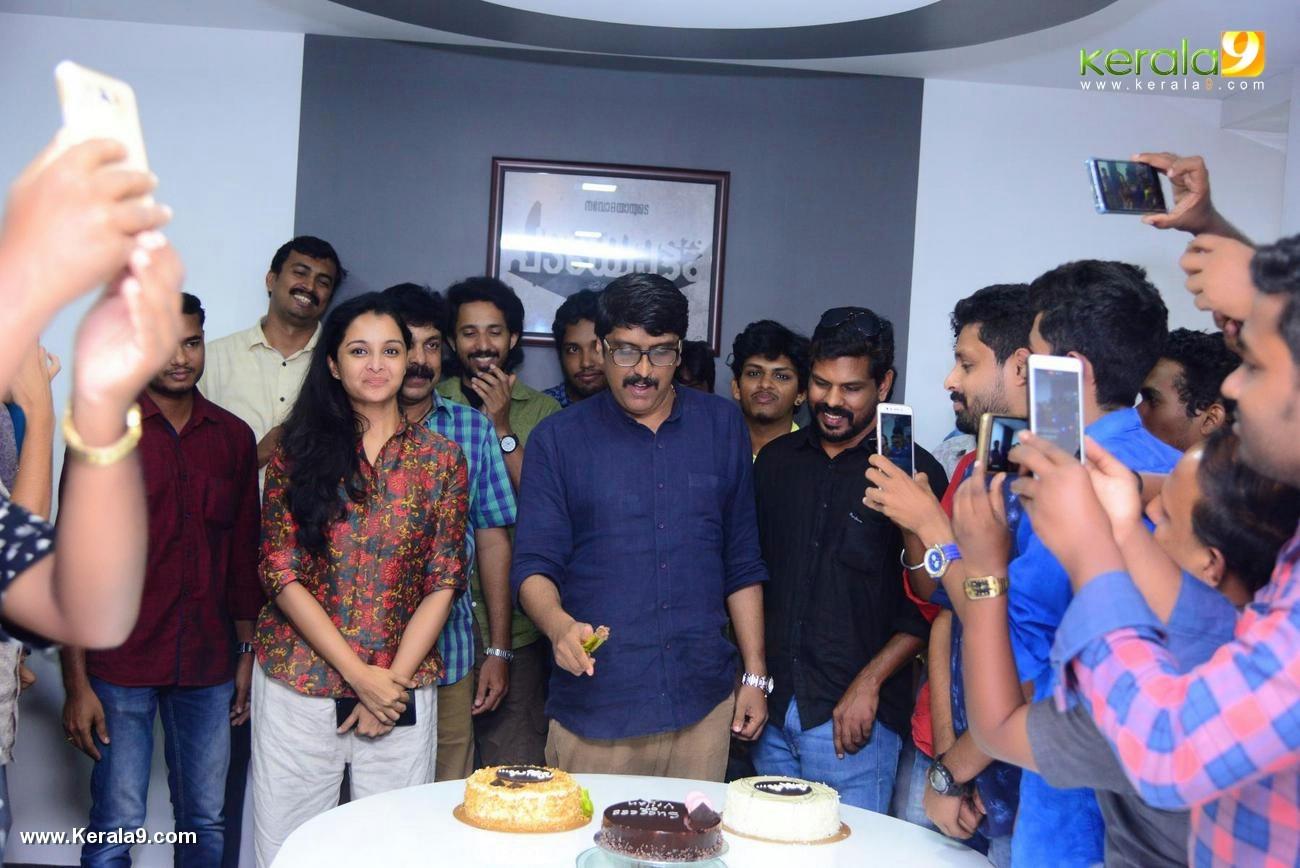villain malayalam movie success meet photos 121 054
