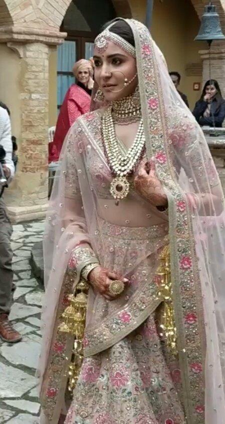 virat kohli anushka sharma wedding photos 011