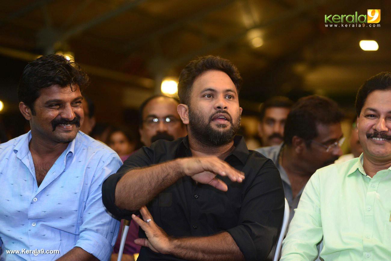 aju varghese at vishwa vikhyatharaya payyanmar movie audio launch photos 113 007