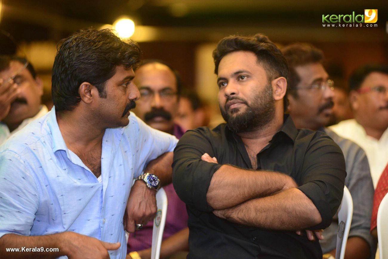 aju varghese at vishwa vikhyatharaya payyanmar movie audio launch photos 113 014