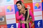 saranya mohan at vismaya gaana sandhya musical night photos 092 06