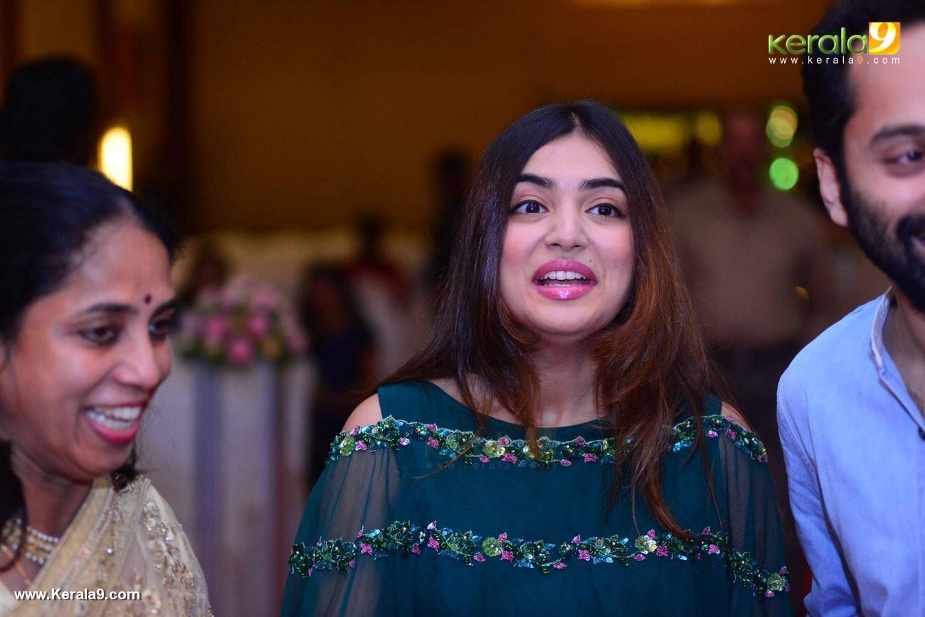 nazriya nazim at vk prakash daughter marriage and reception photos 122 194