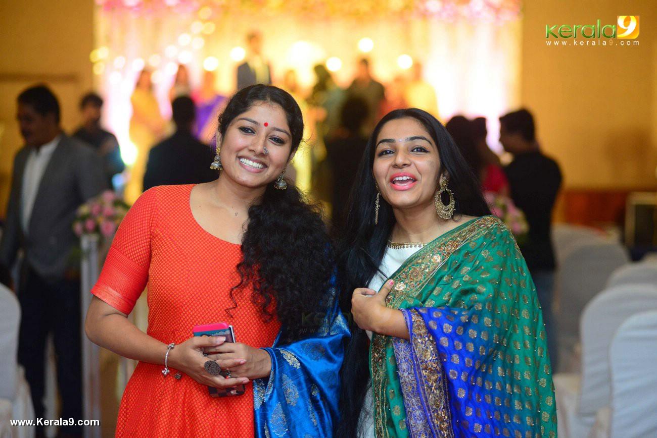 rajisha vijayan at vk prakash daughter marriage and reception photos 122 303