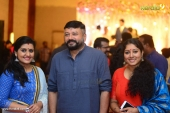 anumol at vk prakash daughter marriage and reception photos 122 270