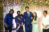 asif ali at vk prakash daughter marriage and reception photos 122 370