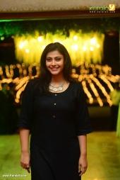 parvathy nambiar at vk prakash daughter marriage and reception photos 122 429