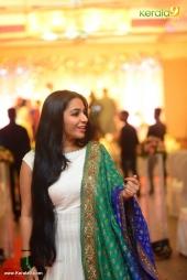 rajisha vijayan at vk prakash daughter marriage and reception photos 122 302