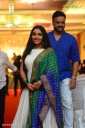 rajisha vijayan at vk prakash daughter marriage and reception photos 122 306