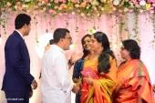 sajitha madathil at vk prakash daughter marriage and reception photos 122 124