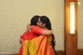 sajitha madathil at vk prakash daughter marriage and reception photos 122 128