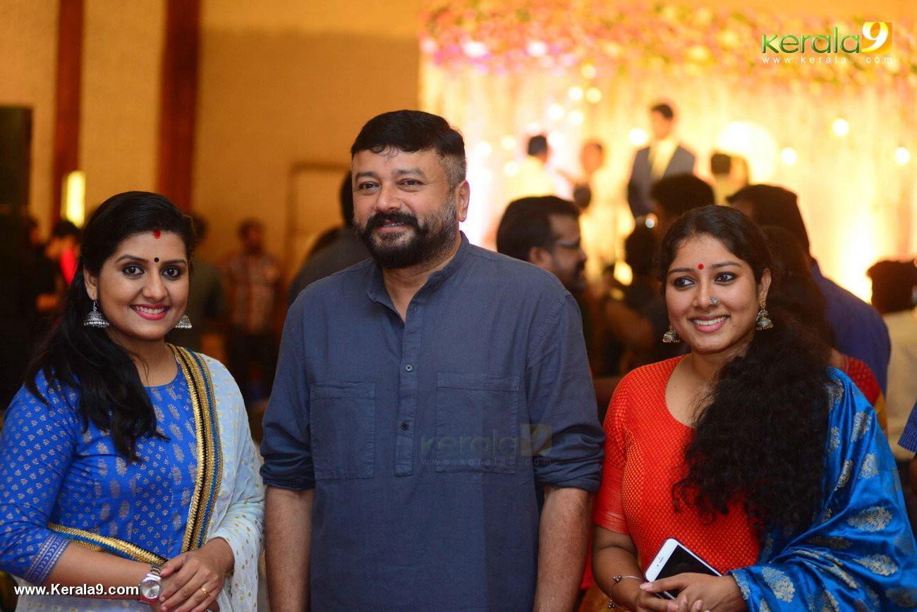 vk prakash daughter marriage and reception photos 122 27