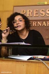 parvathy menon at wcc press meet held at kochi photos 1