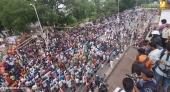 yuva morcha youth congress secretariat march at thiruvananthapuram pics 123 004