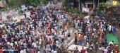 yuva morcha youth congress secretariat march at thiruvananthapuram stills 258 002