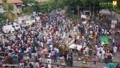 yuva morcha youth congress secretariat march at thiruvananthapuram stills 258 003