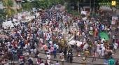 yuva morcha youth congress secretariat march at thiruvananthapuram stills 258 004