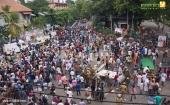 yuva morcha youth congress secretariat march at thiruvananthapuram stills 258 005