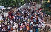 yuva morcha youth congress secretariat march at thiruvananthapuram stills 258 006