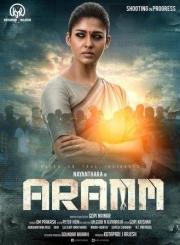 aramm tamil movie posters