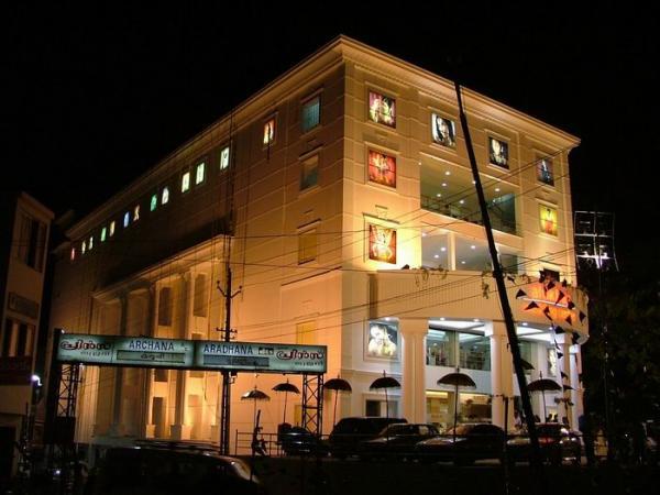 aradhana theater kollam now running movies showtimes and