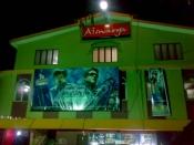 Aiswarya Theatre kattappana