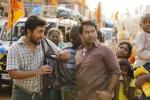 aravindante adhithikal movie photos