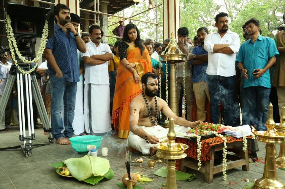 chanakya thanthram movie location stills  008