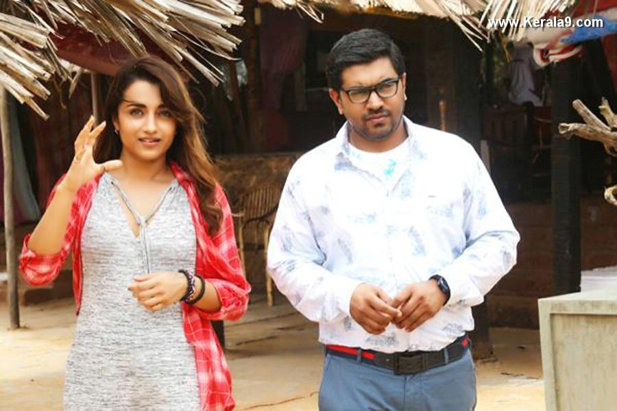 trisha in hey jude malayalam movie photo