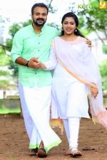 anu sithara in johny johny yes appa movie stills  2