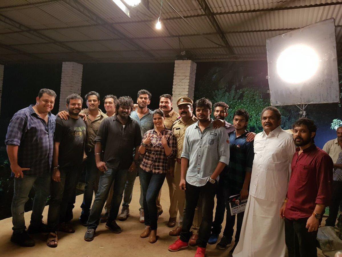varalaxmi sarathkumar masterpiece movie location stills 001