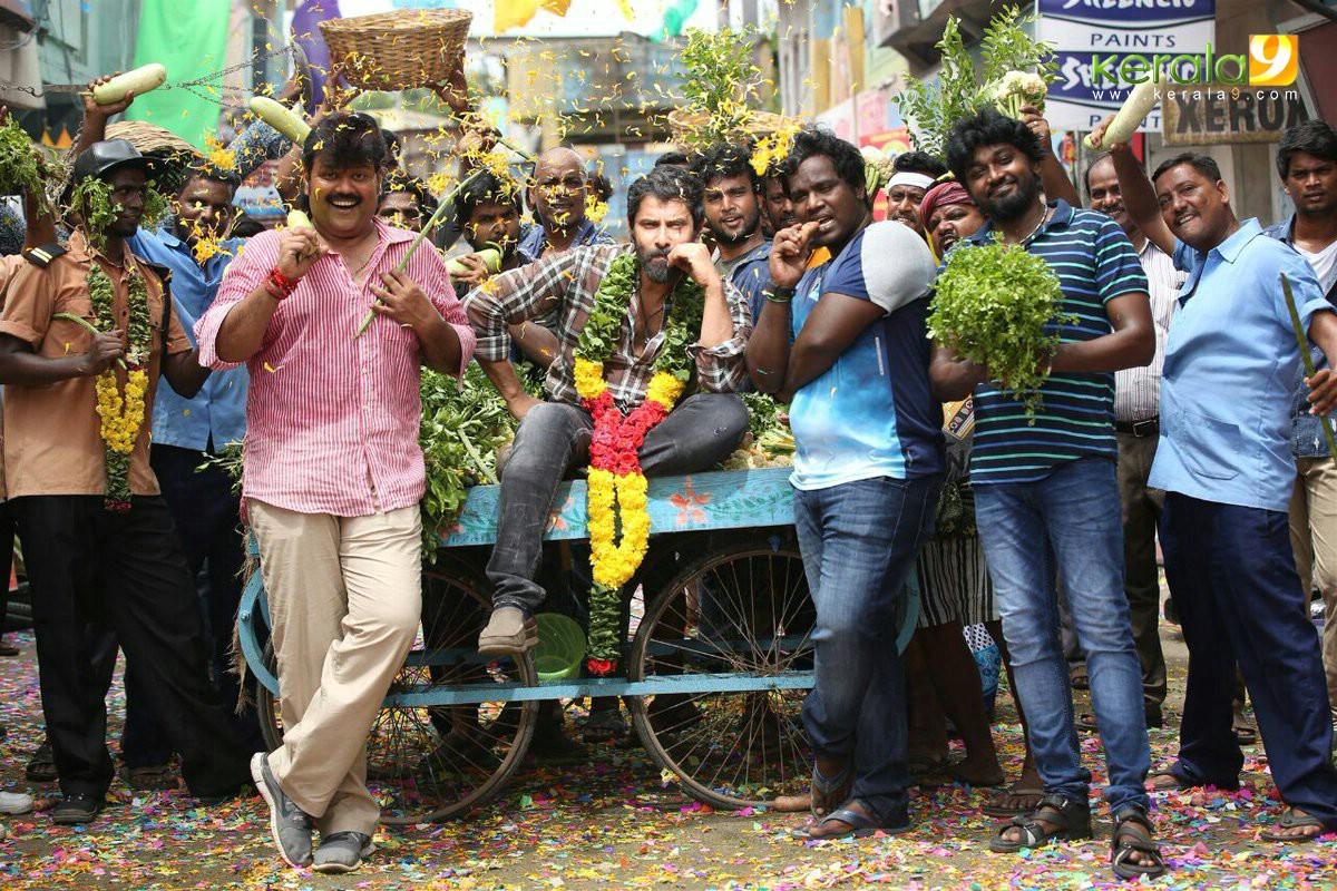 sketch tamil movie latest stills 092