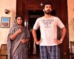 vishwasapoorvam mansoor movie stills