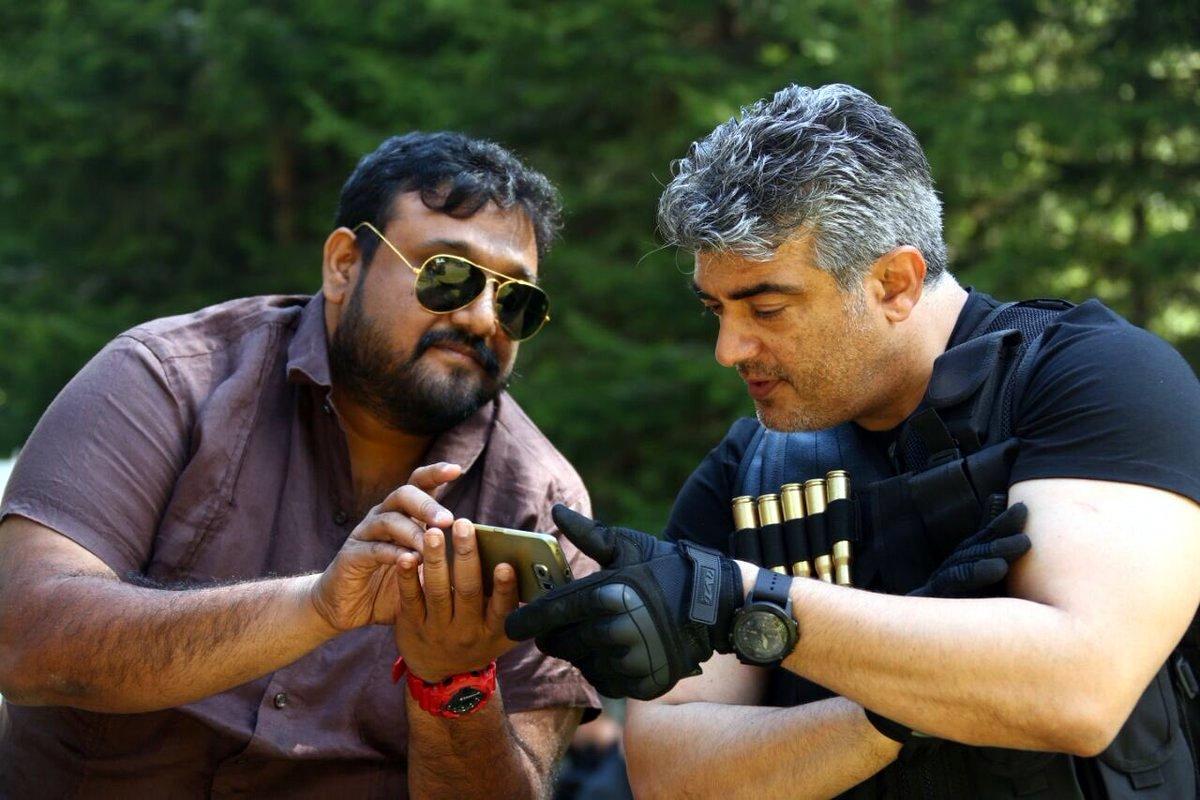 ajith vivegam tamil movie hd stills