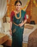 aditi-ravi-latest-photos-in-saree-0912