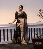 aditi-ravi-photos-in-saree-hd