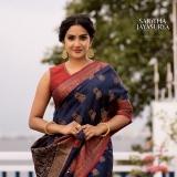 aditi-ravi-saree-photos-hd