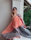 actress ahana krishnakumar new in saree photos-010