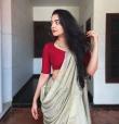 ahana krishnakumar new saree photos 012