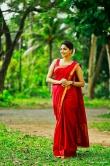 aishwarya lekshmi latest saree photos-002