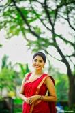 aishwarya lekshmi latest saree photos-004