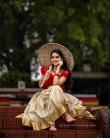 actress anaswara rajan new images