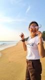actress-anaswara-rajan-new-photos-in-beach