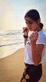 anaswara-rajan-new-photos-in-beach-005
