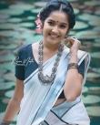 anikha surendran new saree photos-001