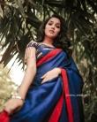 anikha surendran new saree photos-003