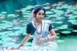 anikha surendran new saree photos