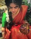 anupama parameswaran new onam saree photos-003