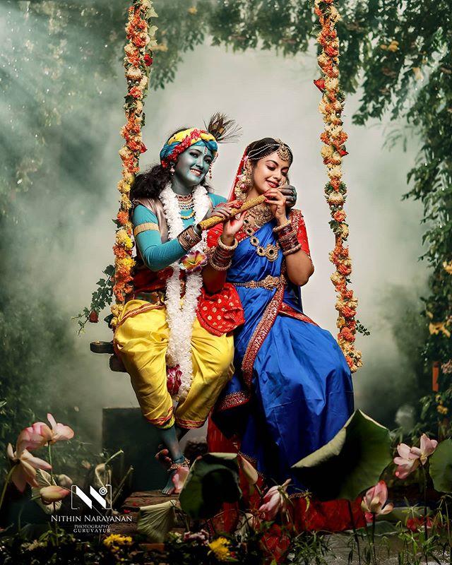 anusree sreekrishna jayanthi photos -005