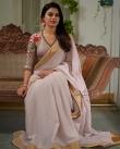 Anusree in saree photos2313